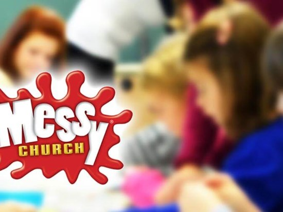 Messy Church - for all ages!