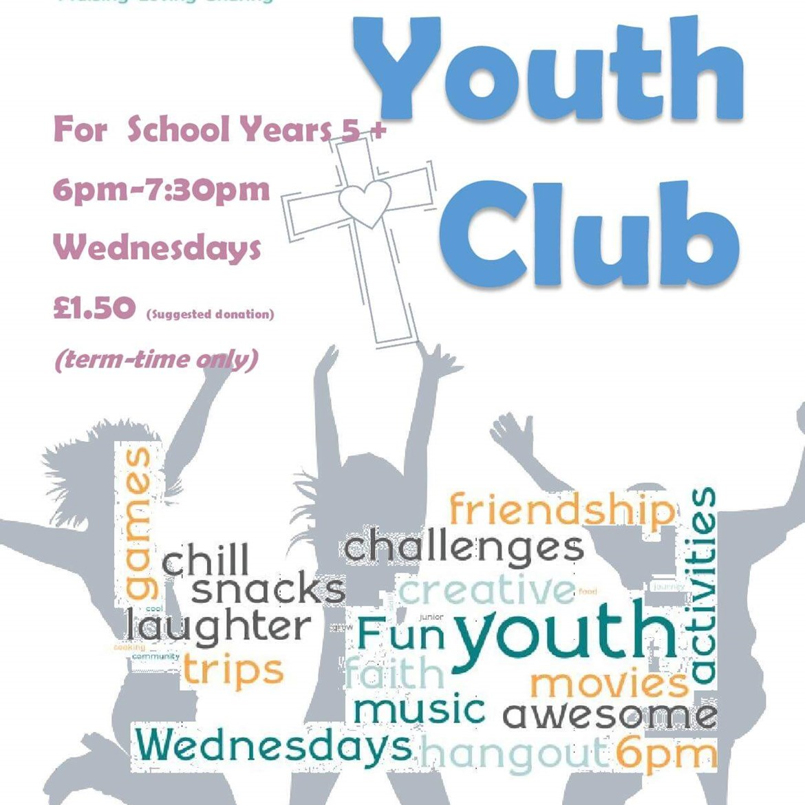 Youth Club Poster General Page 001